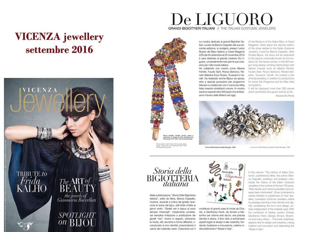 Vicenza Jewellery Settembre