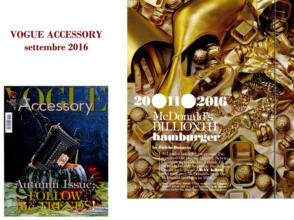 Vogue Accessory Settembre