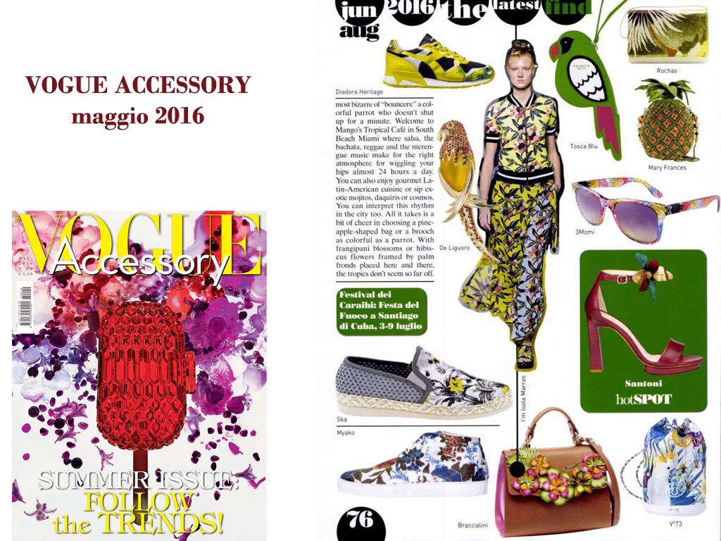 Vogue Accessory Maggio