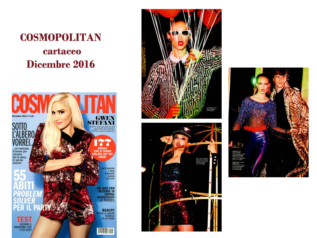 Cosmopolitan December
