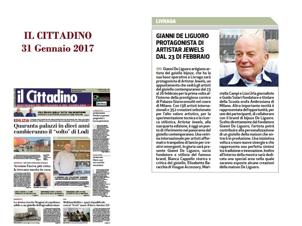 Il Cittadino January